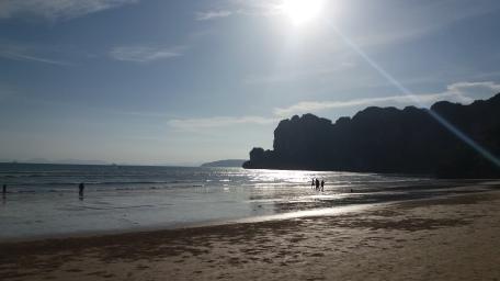 East Railay Beach